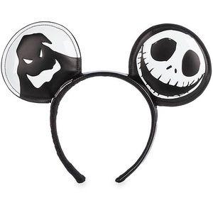 New Disney Nightmare Before Christmas Ear Headband